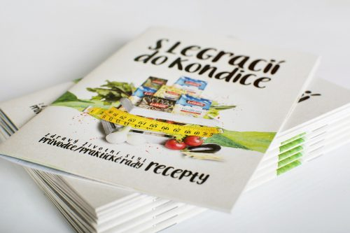 Návrh a tisk brožurky
