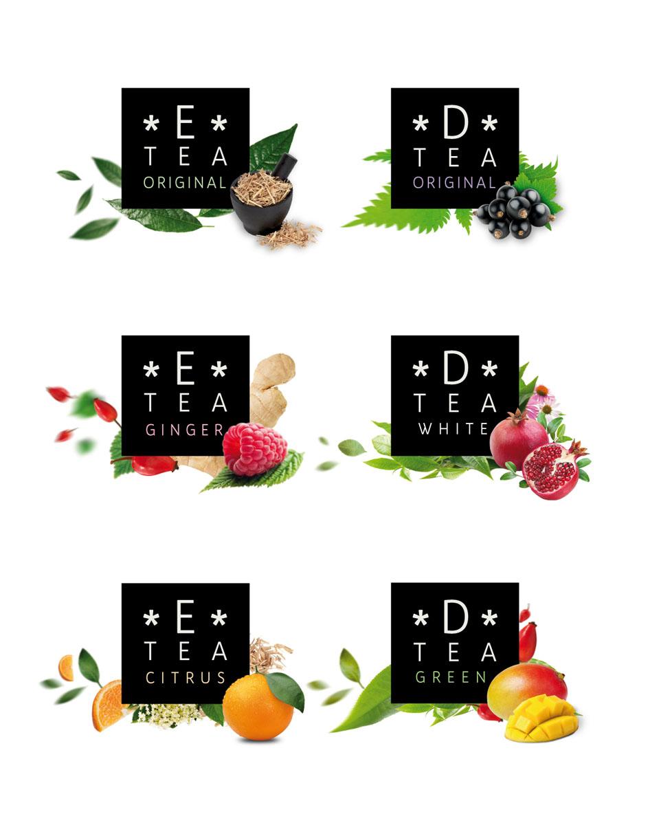 Nové obaly pro čaje REJ